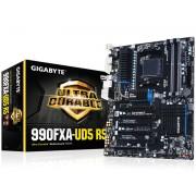 Gigabyte Ga-990fxa-ud5 Placa Mae Socket, Amd, Am3+, R5, Atx