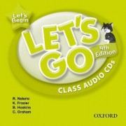 Let's Begin: Class: Class Audio CDs by R. Nakata