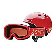 Smith Optics Zoom Junior/Gambler Goggle -, Children's, Zoom Jr/Gambler, Animal Kingdom, S
