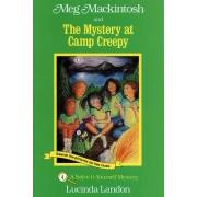 Meg Mackintosh and the Mystery at Camp Creepy by Lucinda Landon