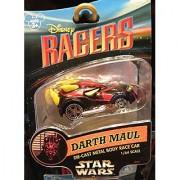 Disney Park Racer Star Wars Darth Maul Diecast Model Car Racers NEW