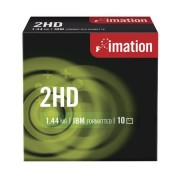 Diskettes Imation 1.44MB HD-MF2 Pack de 10 Uds.