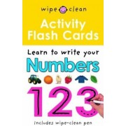 Activity Flash Cards 123 by Roger Priddy