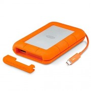 SSD Extern Lacie LAC9000490 Rugged V2 250Gb Orange