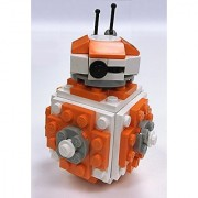 Constructibles Round Robot Mini Model LEGO Parts & Instructions Kit