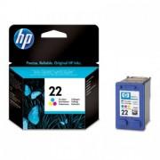 Cartus cerneala HP 22, multicolor
