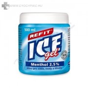 REFIT ICE GEL MENTHOL 2.5% GÉL 230ML reumakrém
