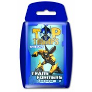 Transformers Prime Top Trumps *German Version* Winning Moves [importato dalla Germania]