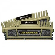 Memorie Corsair Vengeance XMP Green 8GB (2x4GB) DDR3, 1600MHz, PC3-12800, CL9, Dual Channel Kit, CMZ8GX3M2A1600C9G