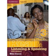Cambridge English Skills Real Listening and Speaking 3 with Answers and Audio CD: With Answers Level 3 by Miles Craven