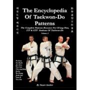 THE ENCYCLOPAEDIA OF TAEKWON-DO PATTERNS Vol 2 by Stuart Anslow Paul