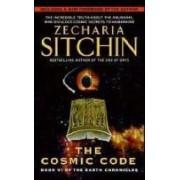 The Cosmic CodeThe Cosmic Code by Zecharia Sitchin