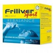 Friliver sport rebalance 24 bustine 336 g