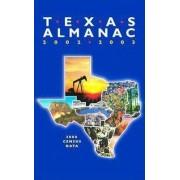 Texas Almanac: 2002/2003 by Dallas Morning News