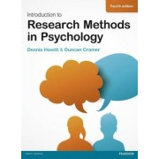 Introduction to Research Methods in Psychology by Dennis Howitt