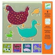 Children Toys Farm animals