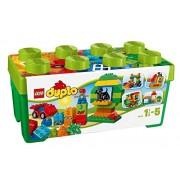 Lego - 10572 - DUPLO My First - LEGO DUPLO Scatola costruzioni Tutto-in-Uno