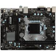 Placa de baza MSI H110M ECO, Intel H110, LGA 1151