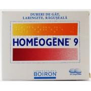 Boiron Homeogene 9 (60 Comprimate)