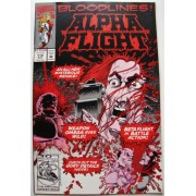 ALPHA FLIGHT 114 - BLOODLINES!