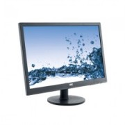 "MONITOR AOC 24"" LED, 1920X1080, 1MS 250CD/MP VGA+DVI E2460SD2"