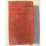 Guide Rouge Michelin Annee 1922 - 18ème Année