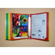 Przeglądarka ścienna VEGA - 10 x A4 VEGA ścienna przeglądarka 10 x A4