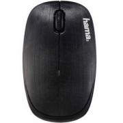 Безжична оптична мишка AM-8000 USB, 1200dpi, Черна, HAMA-134932