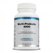 Multi-Probiotic 4000 100 Cápsulas Douglas