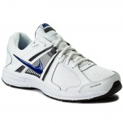 Обувки NIKE - Dart 10 580525 101 White/Hyper Blue/Dark Grey