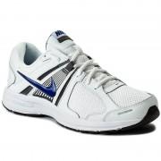 Обувки NIKE - Dart 10 580525 101 White/Hyper Blue/Dark Grey