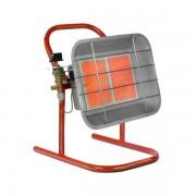 Eurom GS5000 gasstraler - infraroodstraler 5000 watt met standaard