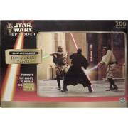 Jedi Vs. Sith Puzzle (Star Wars Epidsode I)