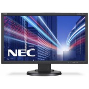 "Monitor TN LED Nec 23"" E233WM, Full HD (1920 x 1080), VGA, DVI, DisplayPort, 5 ms, Boxe (Negru)"