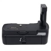 Mcoplus Multi-Power Empuñadura Vertical de Batería para Nikon D5300/EN-EL14 DSLR Cámara, Color negro