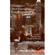 China's Great Economic Transformation by Loren Brandt