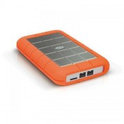 Hard disk extern Lacie Rugged Triple 500GB 7200rpm USB 3.0 FireWire 800 Shock Resistant