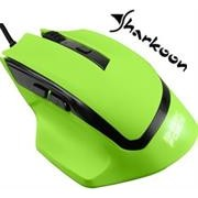 Sharkoon SHARK Force Gaming Optical Mouse: Green