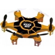 Aeromodel Revell Mini Quadcopter Nano Hex Black Orange