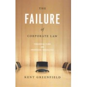 The Failure of Corporate Law by Kent Greenfield