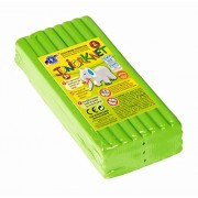 Feuchtmann Spielwaren 628.0305-7 - Plastilina per bambini, 500 g, verde