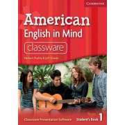 American English in Mind Level 1 Classware by Herbert Puchta