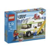 LEGO City Camper 165pieza(s) - juegos de construcción (Multicolor)