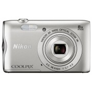 Nikon Coolpix A300 (argint)