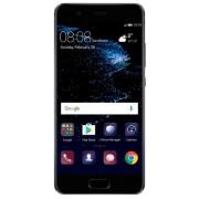 "Telefon Mobil Huawei P10, Procesor Octa-Core 2.4/1.8 GHz, LTPS 5.1"", 4GB RAM, 64GB Flash, 12+20MP, Wi-Fi, 4G, Dual Sim, Android (Negru) + Cartela SIM Orange PrePay, 5 euro credit, 8 GB internet 4G"