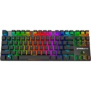 Tastatura Gaming Mecanica Ozone Strike Battle Spectra RGB Cherry MX Red Layout US