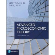 Advanced Microeconomic Theory by Geoffrey A. Jehle
