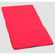 Children's Factory H/S 3 Fold Infection Control Mat (10 Pack) CF400-524TB / CF400-524RB Color: Red & Blue