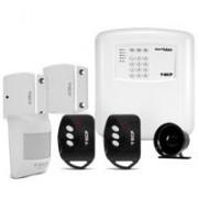 Kit Alarme Residencial/Comercial Alard Max 4 ISO 9001 - ECP