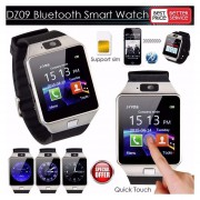Reloj Inteligente SmartWatch DZ09 - Negro